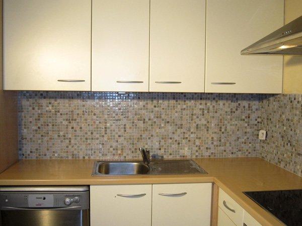 Dolce mosaic cr dence cuisine en p tes de verre for Mosaique credence cuisine